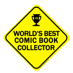 Worlds Best Comic Book Collector T Shirt
