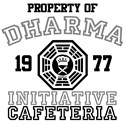 Property of Dharma Initiative - Cafeteria