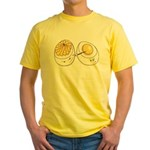 Deviled Eggs Yellow T-Shirt
