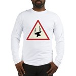 Heavy Precipitation Long Sleeve T-Shirt