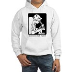 Science Club Rules Hooded Sweatshirt