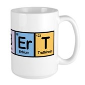 Elements of Truthiness Large Mug