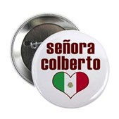 Senora Colberto Button