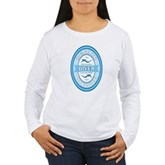 100% Genuine Diver Women's Long Sleeve T-Shirt