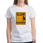 Slow Children Women's T-Shirt