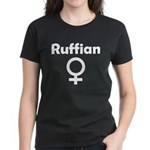Ruffian Women's Dark T-Shirt