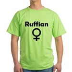 Ruffian Green T-Shirt