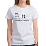 Women's T-Shirt : Sizes S,M,L,XL,2XL