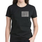 Heroes Priceless Support Our Troops Women's Dark T