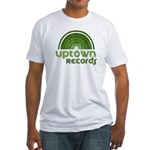 Uptown Records Fitted T-Shirt