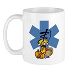 Thanksgiving EMS Mug