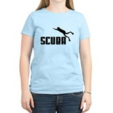 Scuba Women's Light T-Shirt