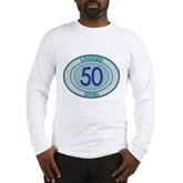 50 Logged Dives Long Sleeve T-Shirt