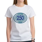 250 Logged Dives Women's T-Shirt