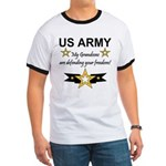 US Army Grandsons Defending Ringer T