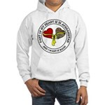 Part of my Heart - Afghanistan Hooded Sweatshirt