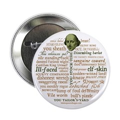 Shakespeare Insults T-shirts & Gifts 2.25