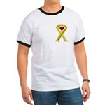 Yellow Ribbon Son-in-law Ringer T