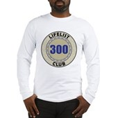 Lifelist Club - 300 Long Sleeve T-Shirt