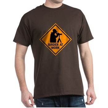 Birder at Work T-Shirt