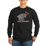 Future Republican Long Sleeve Dark T-Shirt