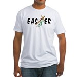 Easter Cross Fitted T-Shirt