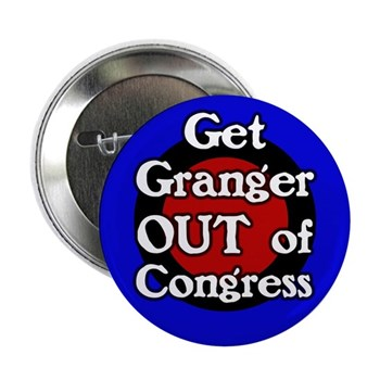 Get Granger Out of Congress Button