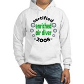 Enriched Air Diver 2008 Hooded Sweatshirt