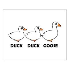 Duck Duck Goose Domestic Small Poster
