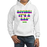 Diving It's a Gas Hooded Sweatshirt