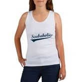  Scubaholic Women's Tank Top