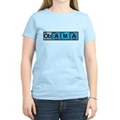 Obama Elements Women's Light T-Shirt