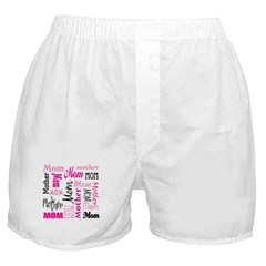 Mom Mother's Day Boxer Shorts