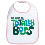 Totally Boss Bib