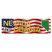 Nevada for Obama Bumper Sticker