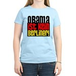 Obama Ist Kein Berliner! Women's Light T-Shirt
