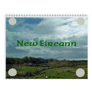 New Eireann 2009: New and Exciting views of Irish terrain: prehistoric tombs, historic church ruins, and more!