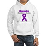 Alzheimer's Memories Hooded Sweatshirt