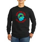 Keep Your Cures Long Sleeve Dark T-Shirt