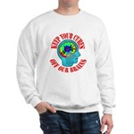 Keep Your Cures Sweatshirt
