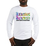 Autistic Activist v1 Long Sleeve T-Shirt