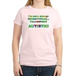 Normal Autistic Women's Light T-Shirt
