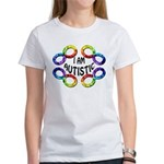 I Am Autistic Women's T-Shirt
