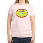 Cure Ignorance Women's Light T-Shirt