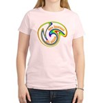 Cure Ignorance (Rainbow) Women's Light T-Shirt