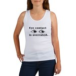 Eye Contact Women's Tank Top