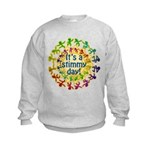 Stimmy Day Kids Sweatshirt