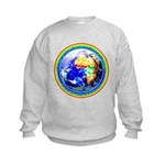 Autistic Planet Kids Sweatshirt