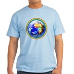 Autistic Planet Light T-Shirt
