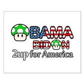2up for America Small Poster